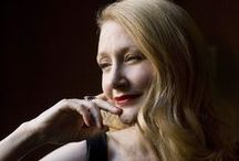 Patricia Clarkson / The star of the film LAST WEEKEND.