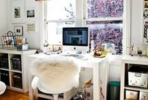 Workspace / The most perfect creative spaces I could dream of...