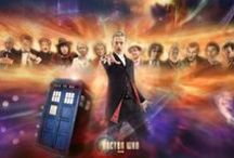 doctor who / Hi. I'm hungry. / by Sarah Marie Lyons