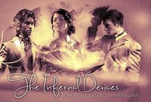 Infernal Devices & Mortal Instruments / Infernal Devices By Cassandra Clare / by Nina S