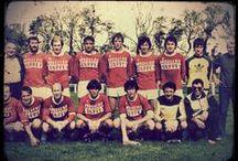 Le CSC football en couleur / Reprendre les photos en NB qui retracent l'histoire du CS CARENTAN football et les coloriser