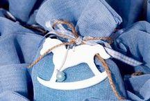βαπτιση με θέμα αλογάκι- baptism rocking horse