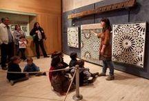 """Día internacional de la infancia / Día internacional de la infancia, en la Alhambra estuvimos comprometidos con la tarea de #Educar para proteger con visitas guiadas por especialistas.  """"Educar es sembrar valores"""" - #DíadelNiño      / by Alhambra de Granada"""