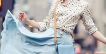 My Kind of Fashion / chic, with a vintage twist for the modern girl
