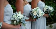 Wedding Flowers Inspiration / Need floral inspiration for your upcoming wedding? Here are some of my favorite bouquets and centerpieces!