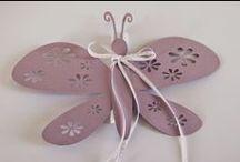 βάπτιση με θέμα πεταλούδες- baptism butterfly / http://tokoutaki.blogspot.gr/