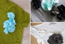 Diy Flowers <3 / Paper and Fabric Flowers