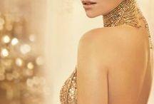 Gold, gloss & chic