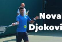 Pros in Action / Videos of Pros during training sessions.  See them in Slow Motion.  Better Learn... Better Play! / by TennisAcademy101