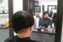 Fryzury damskie włosy krótkie / Strzyżenia damskie, fryzury krótkie - te szalone i te spokojne