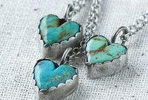 Beautiful Turquoise / One of my new loves - turquoise. / by Lashell Collins