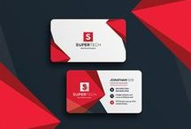 Creative business cards / Best Creative Business cards collection
