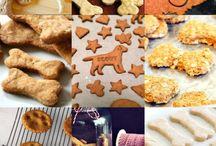 Dog food cooking