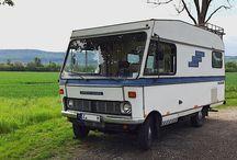 Wohnmobilumbau Oldtimer / Alles über unser Wohnmobil Karl-Heinz. Unser Womo ist 40 Jahre jung und seit Dezember 2016 gehört er einfach dazu. Zur Zeit renovieren wir ihn Schritt für Schritt.