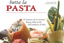 Book recipes Pasta Zara / A unique book of pasta recipes. From appetizers to dessert. All of pasta. In collaboration with the National Italian Chefs.