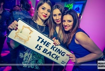 THE KING IS BACK   Re OPENING