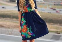 Dresses  / by Viri Carranza