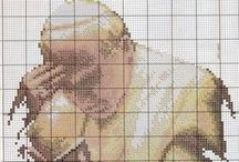 Cross stitch / just like it