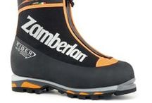 Alpine / High level innovative Alpine boots, ideal for high mountains, climbing and ice climbing.