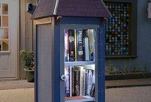 Little free library / by Jacque Hunt