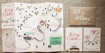 Kraft Wedding Invitation Ideas / Brown kraft wedding invitation ideas