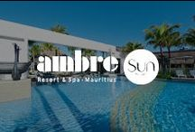 Ambre Resort & Spa, Mauritius / Located at Palmar, just a few kilometers from the renowned island of Ile Aux Cerfs, Ambre is a contemporary 4 star all-inclusive adult only resort. http://www.ambremauritius.com