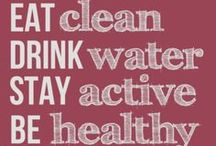 Kinesis / fitness , weight loss and healthy eating motivation . Keep your body and mind clean motivation.
