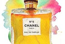 Chic Art Illustrations / Great ideas for chic fashion illustrative art - new, teen, vintage, retro fashion images....