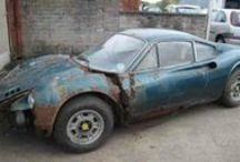 Interesting Barn Finds & Interesting Wreckers Yards not just your average ones