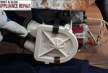 Washing Machine Repair / Washing Machine Repair, Washer tips, Laundry tips, care, cleaning, maintenance.