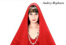 Audrey Hepburn - photos, ads and art / A collection of photographs, advertisements and art of my favorite actress of all times; Audrey Hepburn