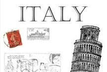 Italian Art Images and printables / Images and printables for Italy themed Art, Collage and Decoupage projects