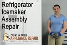 Appliance Repair Videos / Watch Cherylin from Point and Click Appliance Repair take you through the process of repairing your appliances yourself. Watch howto, DIY, Repair Videos. Find and buy your part from http://www.pcappliancerepair.com.