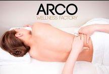 ARCO Masajes / En Arco Wellness Factory queremos que seas como seas tengas la opción de recibir en nuestro centro el masaje que necesites. Además te ofrecemos nuevos tratamientos, acupuntura y terapias naturales para alcanzar tu equilibrio y bienestar