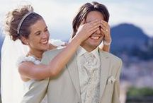 Wedding Suits / It's the most important day of your life, and every groom needs the best advice possible to be (and look) his best when he takes his bride's hand in marriage. Here, you'll find all the latest men's suits, wedding formalwear, men's accessories and anything else you need to look your best.