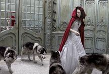 Red Riding Hood / Little Red Riding Hood reinvents her story (and other times she sticks to the script). / by Laurence