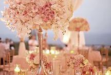 Rózsaszín esküvő inspiráció
