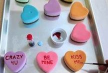 Valentine's Day / Food, recipes, crafts and other ideas related to Valentine's Day!