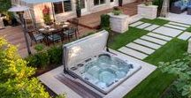Hydropool Hot Tubs / Hydropool hot tubs are the only Self-Cleaning hot tubs on the market! The highest energy efficient and lowest maintenance of any hot tubs available!