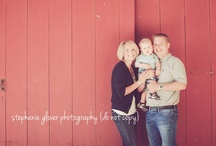 Families / by Stephanie Glover Photography