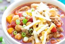 Slow Cooker Soups, Stews & Chili