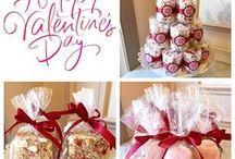 Valentine's Day / http://thecupcakeshopperaleigh.com/