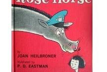 favourite children's books & illustrators / by Rachel Williams