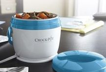 Crock-Pot® Lunch Crock® Food Warmers / by Crock-Pot® Slow-Cooker