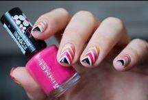 *Nail art :)