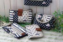 сумочки, кошельки, косметички / http://www.livemaster.ru/poliana?view=profile