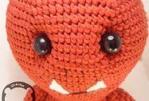 Crochet Dragon by Qrkoko / http://qrkoko.pl/jak-wytresowac-smoka/