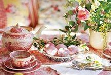Making tea time fancy