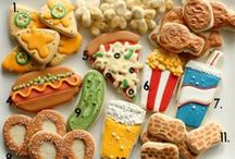 Decorated Sugar Cookies / by Kelly Dumont