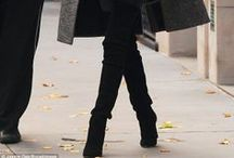 Style: thigh high boots